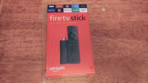 NEW Fire TV Stick 2nd Gen w/Upgraded Alexa Remote for Sale in Gardena, CA