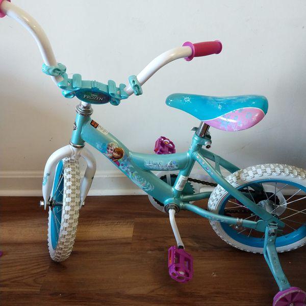 Kids Elsa Cycle