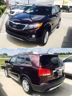 2011 Kia Sorento EX CLEAN TITLE for Sale in Bellaire, TX