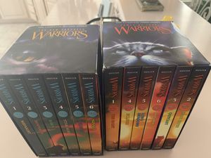 Warriors book collection for Sale in Tempe, AZ