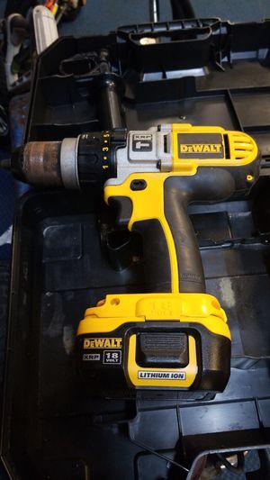 Dewalt Cordless Hammer drill for Sale in Orlando, FL