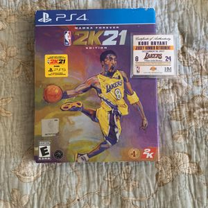 NBA 2K21 for Sale in Los Angeles, CA