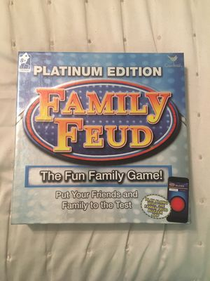 Family Feud Game Set for Sale in Atchison, KS