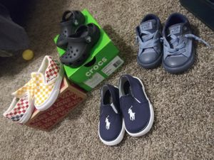 5c baby shoes for Sale in San Antonio, TX
