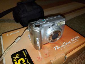 Cameras: Canon A530 & Kodak DX4530 for Sale in Leesburg, VA