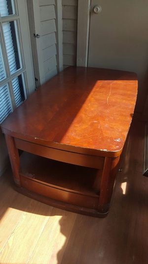 Tv console/center livingroom table for Sale in Tampa, FL