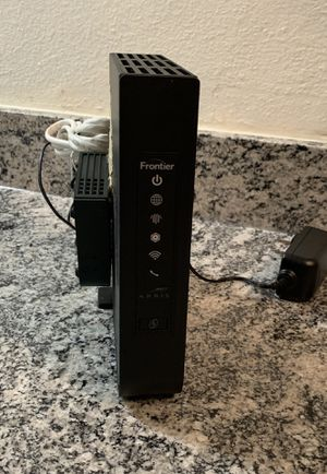 ARRIS FRONTIER NVG468MQ Router & Modem for Sale in Tampa, FL