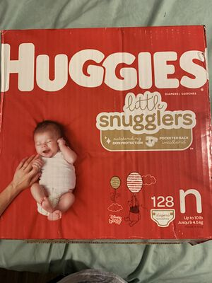 Huggies little snugglers for Sale in Fontana, CA