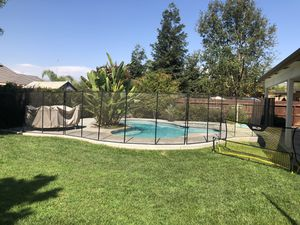 Swimming Pool Safety Fence for Sale in Visalia, CA