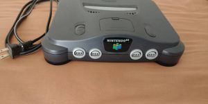 Nintendo 64 comes with all cords for Sale in Long Beach, CA