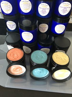 Organic Shea fragrance body butters samples available for Sale in UPR MARLBORO, MD