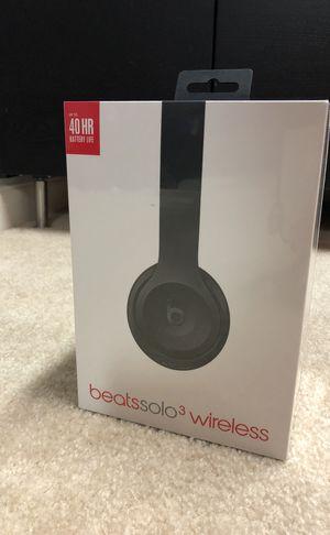 Beats by Dre - Beats Solo 3 Solo3 Wireless for Sale in Ashburn, VA