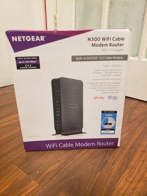 Netgear modem router for Sale in Louisville, KY