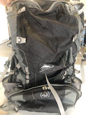 Backpacking Pack High Sierra for Sale in Fresno, CA