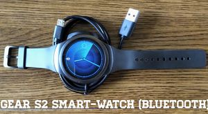 Samsung Gear S2 Smart-Watch (Bluetooth) for Sale in Falls Church, VA