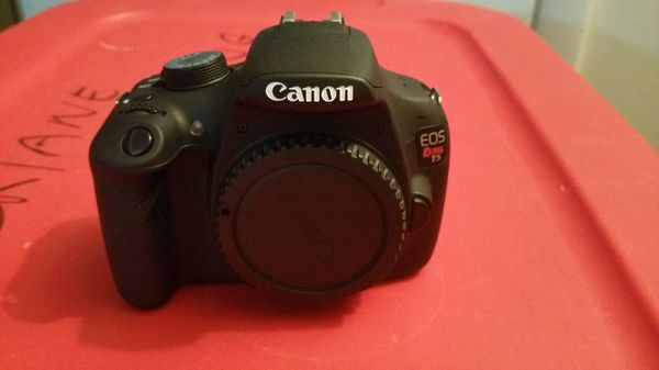 Canon rebel t5 package deal