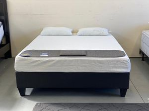 "8"" Gel Foam Mattress Queen size King size NO CREDIT CHECK $0 DOWN OPTIONS for Sale in San Diego, CA"