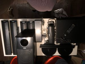 Sony complete surround system with DVD player for Sale in McLean, VA