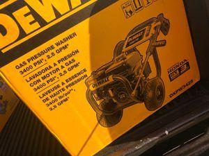 New Dewalt 3400 Pressure Washer for Sale in Pembroke Pines, FL