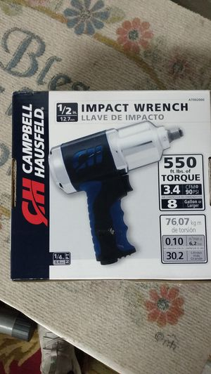 Campbell hausfeld impact wrench for Sale in St. Louis, MO