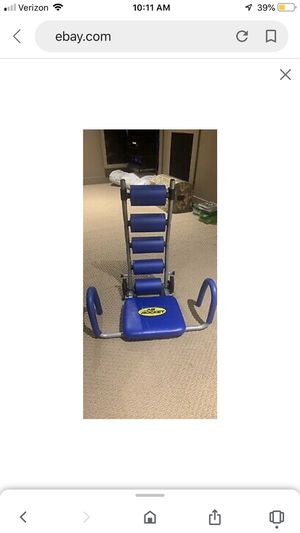 Ab rocket abdominal trainer! Retails in stores for $99 currently sold out! for Sale in Bloomingdale, GA