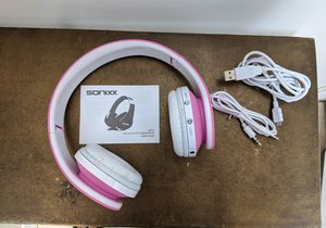 Kids Sonixx BTX1 Wireless Bluetooth Headphones for Sale in Scottsdale, AZ