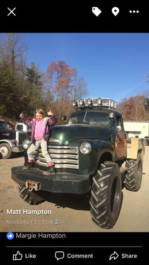 51 Chevrolet monster truck!!!!!! for Sale in Alexander, NC