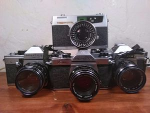 Retro film cameras for Sale in Denver, CO