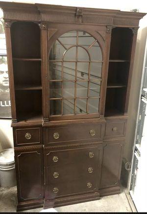 Antique Maddox secretary desk/hutch for Sale in La Center, WA