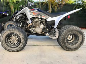 Yamaha motorcycle dirt bike for Sale in Miami Springs, FL