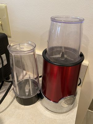 Blender with 5 pieces for Sale in Dublin, OH