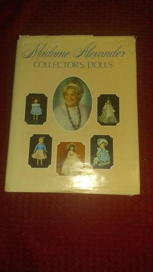 Vintage Madame Alexander Guidebook Reference Hardcover Book for Sale in Nashville, TN