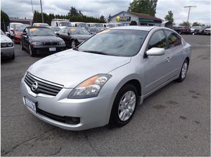 2009 Nissan Altima for Sale in Lakewood, WA