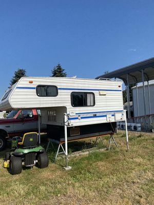 1995 Past time camper for Sale in Orting, WA
