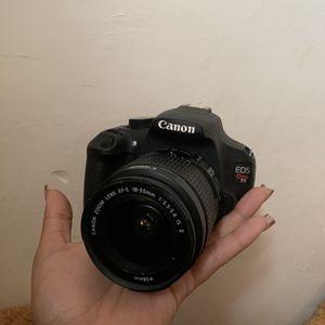 Canon Camera Rebel T5 for Sale in Philadelphia, PA