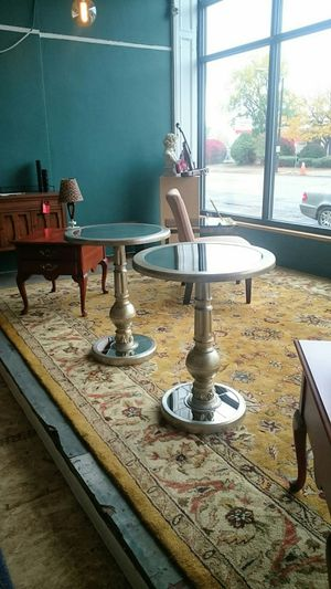 Uttermost Mirrored End / Accent Tables for Sale in Buffalo, NY