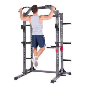 Deluxe Power Rack Cage System Home Gym Exercise Equipment for Sale in Los Angeles, CA