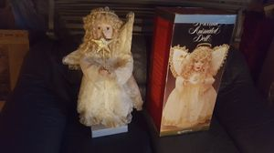"""Christmas animated angel 25"""" tall for Sale in Des Plaines, IL"""