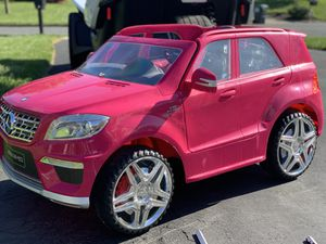 Power wheels Mercedes AMG for Sale in Stafford, VA