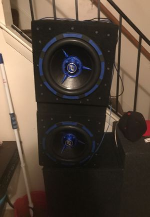 Power Acoustic mofos. 10s for Sale in Richmond, VA