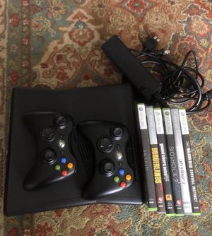Xbox 360 + games for Sale in Barnegat, NJ