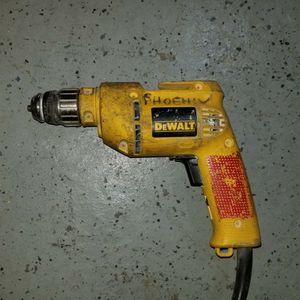 Dewalt DW106 Keyless Chuck Drill for Sale in Elmhurst, IL