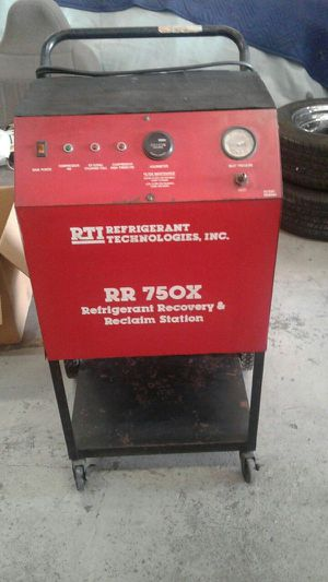 RTI REFRIGERANT RECOVERY for Sale in Cape Coral, FL