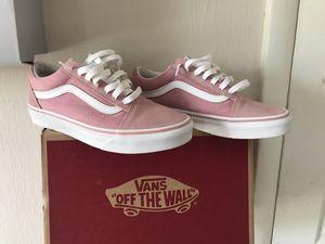 Old Skool Pink Vans for Sale in Fayetteville, NC