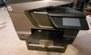 hp office jet pro8600 pluse for Sale in Savannah, GA