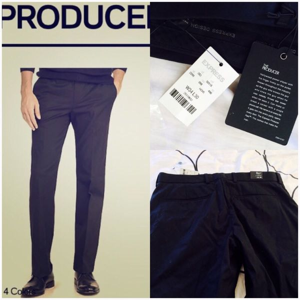 Express Men Producer Pants