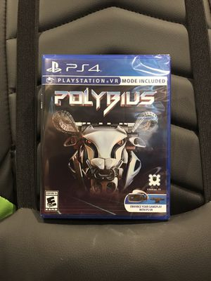 Polybius for PlayStation 4 for Sale in Long Beach, CA