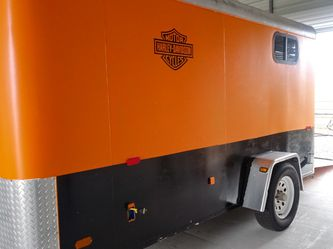 Pace 2006 sport cargo trailer. Loaded for Sale in Melville,  LA