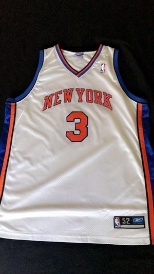 Stephon Marbury Authentic jersey size 52 (XXL) for Sale in Cleveland, OH