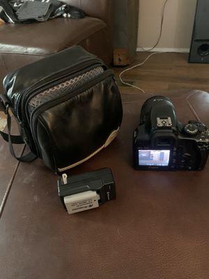Canon eos rebel camera for Sale in Amarillo, TX